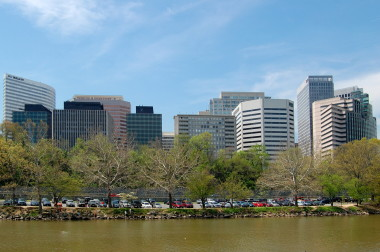 Rosslyn_Virginia_Skyline