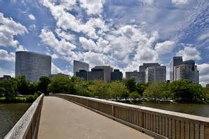 Rosslyn Ped Bridge