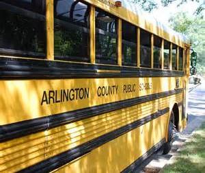 Arlington School bus2